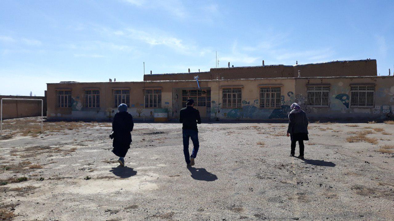 باسلام | Basalam - مدرسه متروکه کلاته خیج که دوباره احیا شده است.