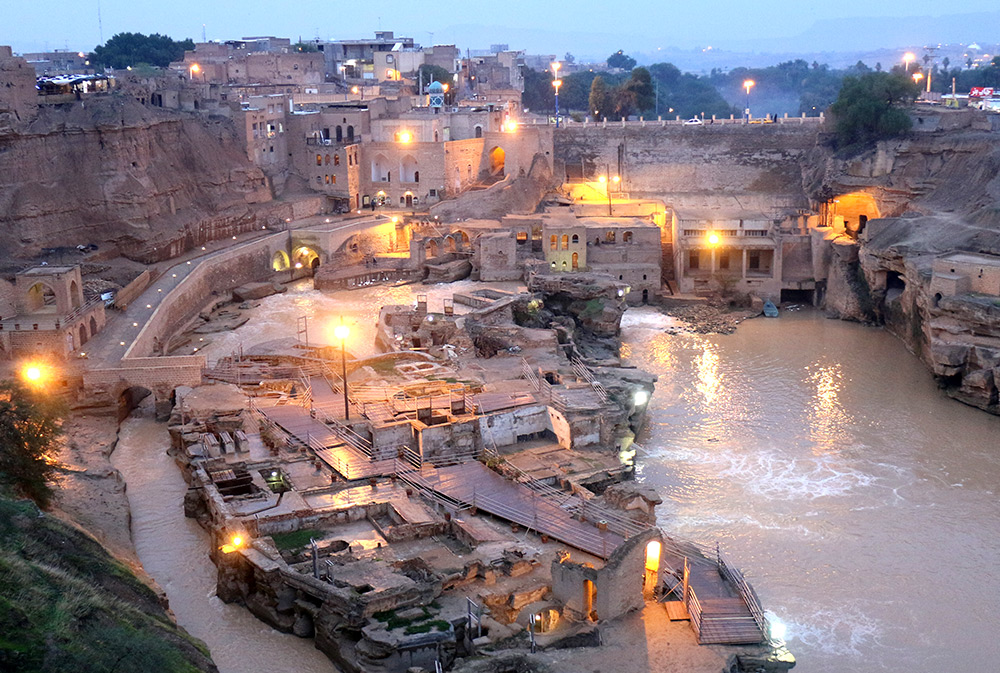 باسلام | Basalam - آبشارها و آسیاب های آبی شوشتر