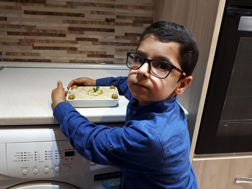 طرز تهیه متبل بادمجان- متبل- مجله باسلام