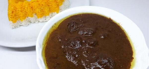 بازار باسلام - basalam - آشپزی - خورشت گردو و آلو