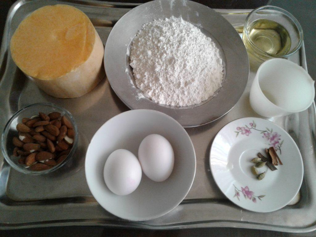 بازار باسلام - basalam - آشپزی - شیرینی کدو حلوایی