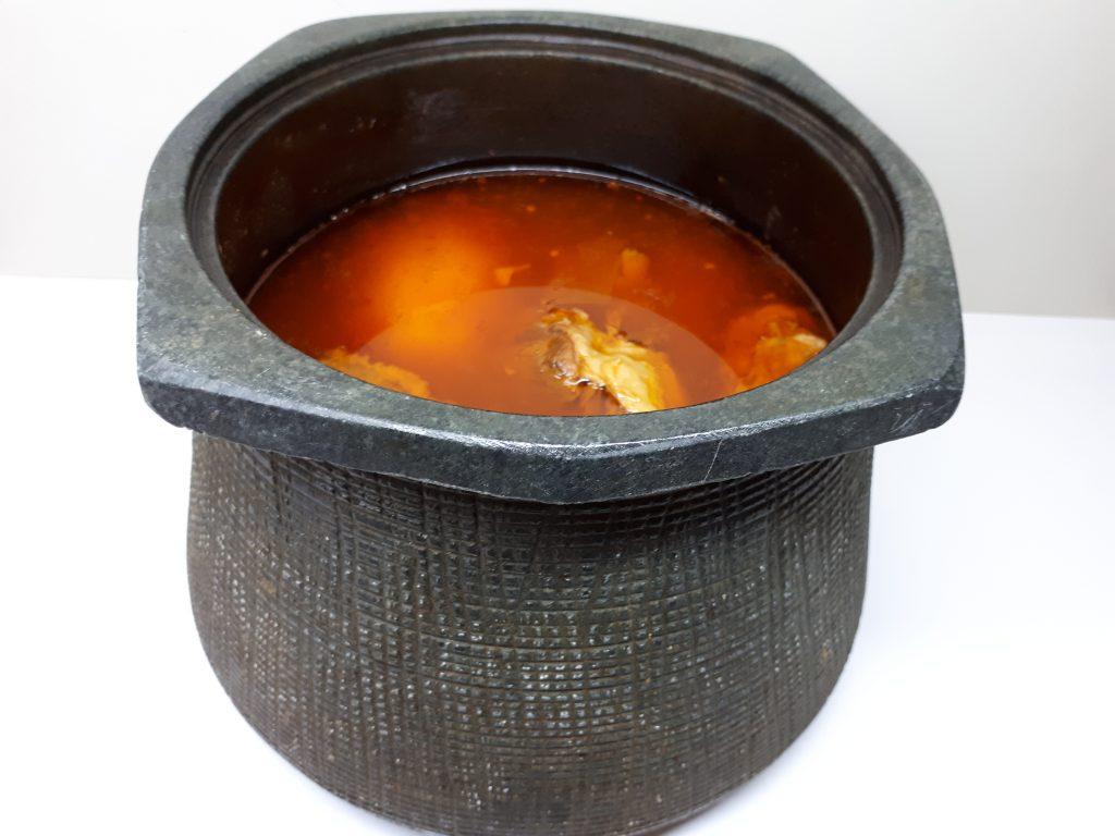 طرز تهیه آبگوشت- دیزی سنگی- مجله باسلام