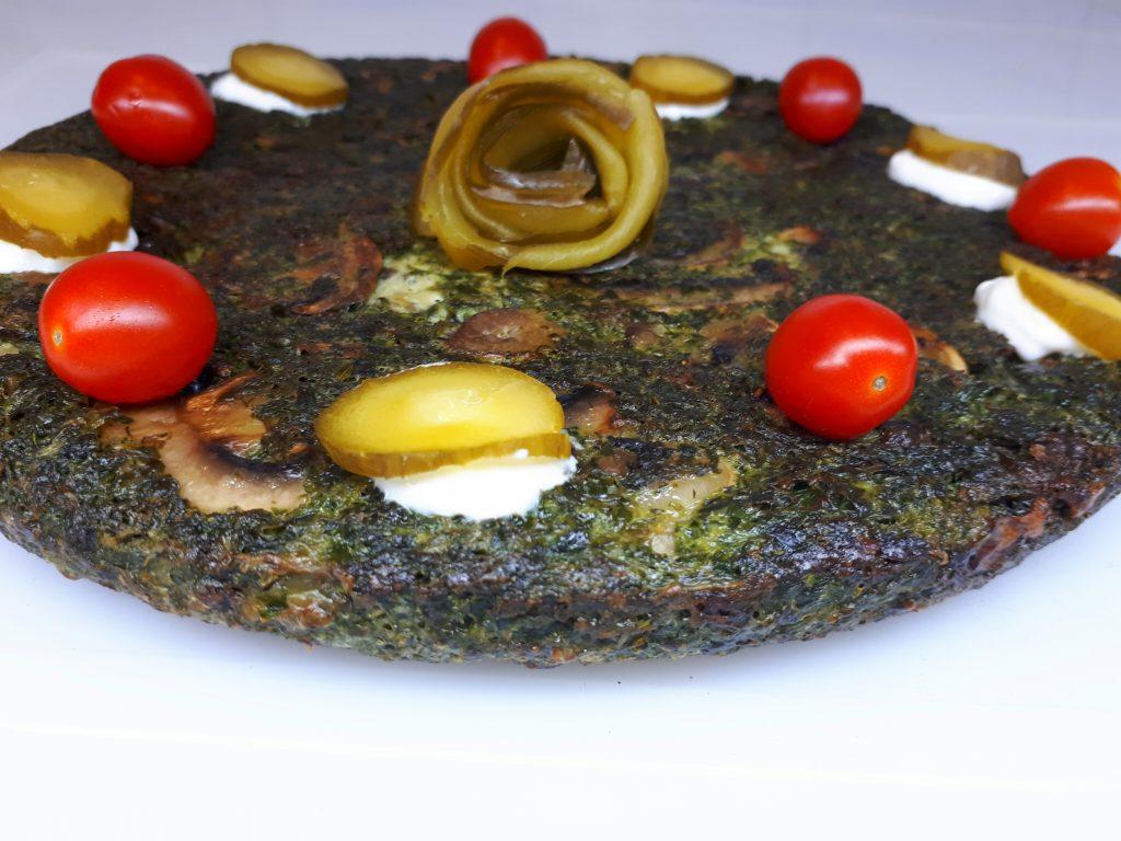 وبلاگ بازار باسلام - basalam - تغذیه و آشپزی - کوکو سبزی متفاوت