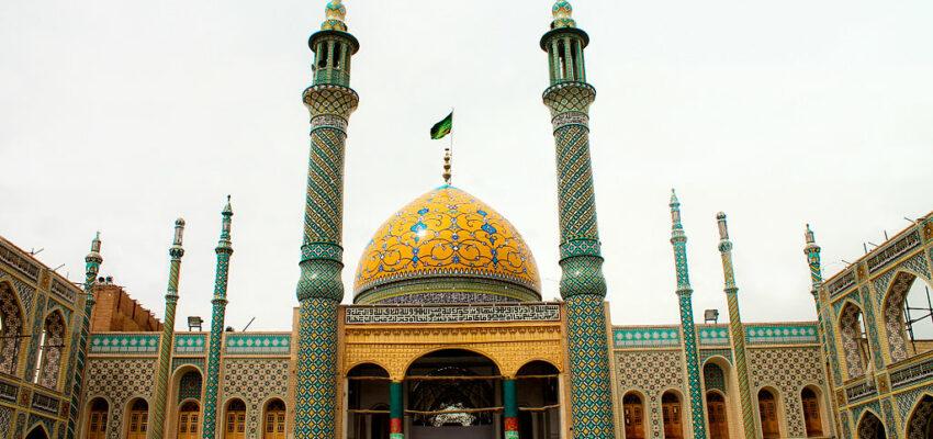 امامزاده مشهد اردهال