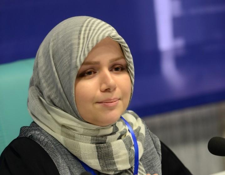 فاطمه ابراهیمی- مدیر منابع انسانی باسلام