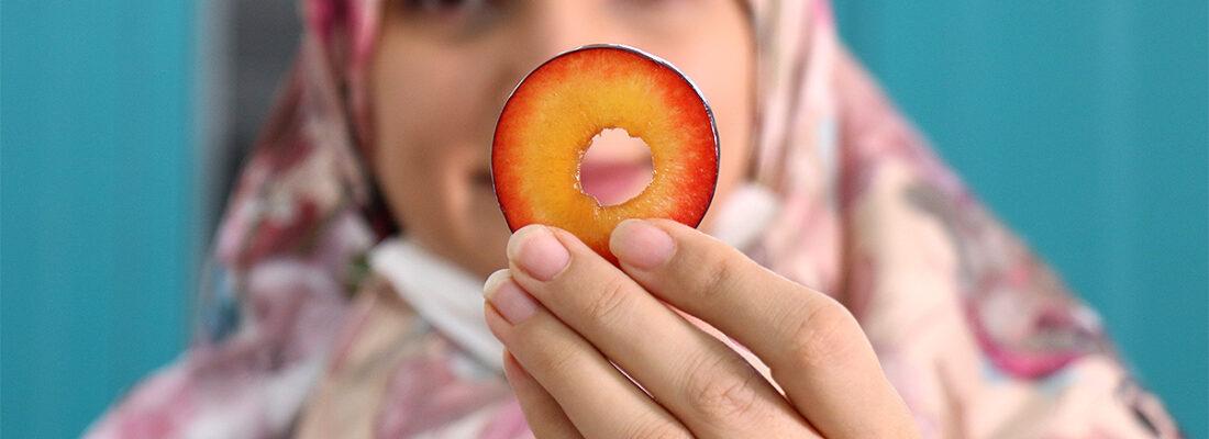چیپس میوه گرین فروت-چیپس میوه جایگزین پفک-مجله باسلام