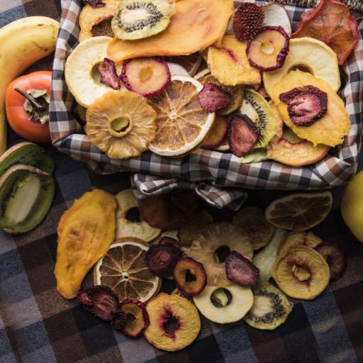چیپس میوه-میوه خشک- مجله باسلام