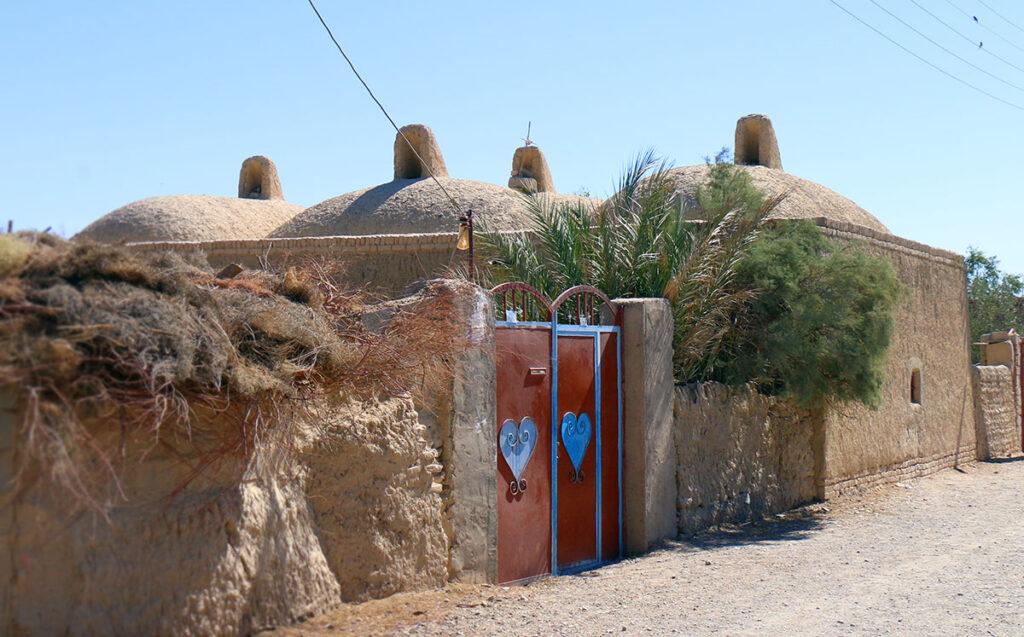 بادگیرهای خانههای روستایی- فرهنگ سیستان و بلوچستان- مجله باسلام