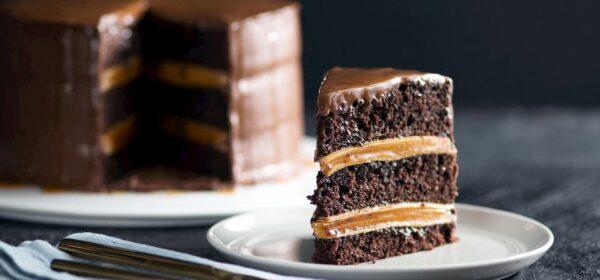 کیک خیس شکلاتی-مجله باسلام