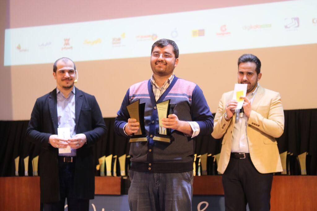 بهترین اثر از نگاه مردم- جشنواره وب و موبایل ایران- مجله باسلام