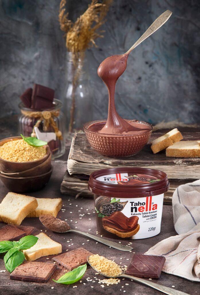 تاهونلای شکلاتی- روز جهانی نوتلا- مجله باسلام