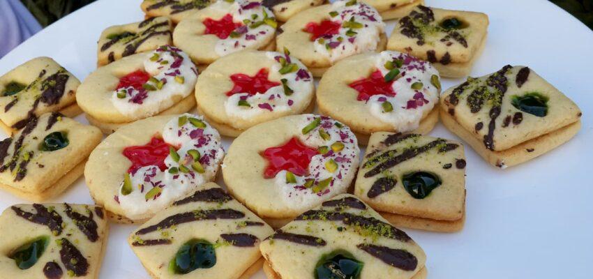 طرزتهیه شیرینی آلمانی- طرزتهیه شیرینی خانگی عید- مجله باسلام