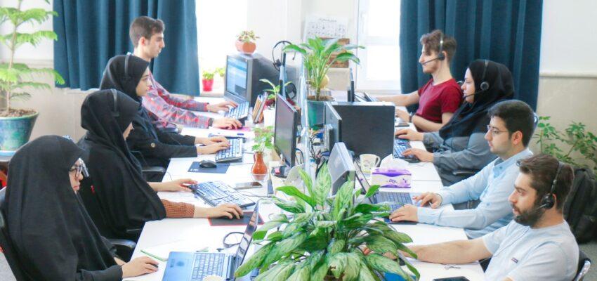 تیم پشتیبانی باسلام