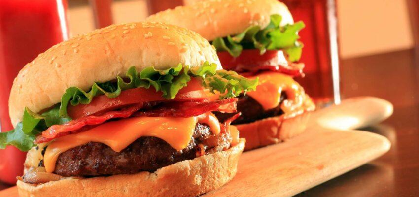 همبرگر خانگی-مجله باسلام