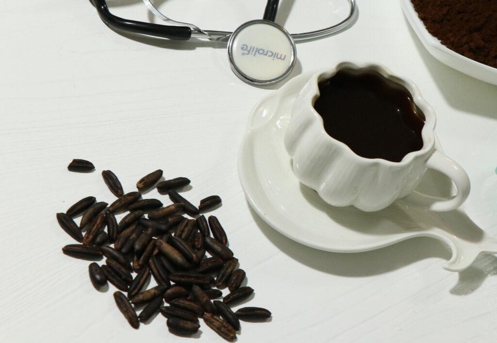 قهوه خرما-چیپس خرما-مجله باسلام