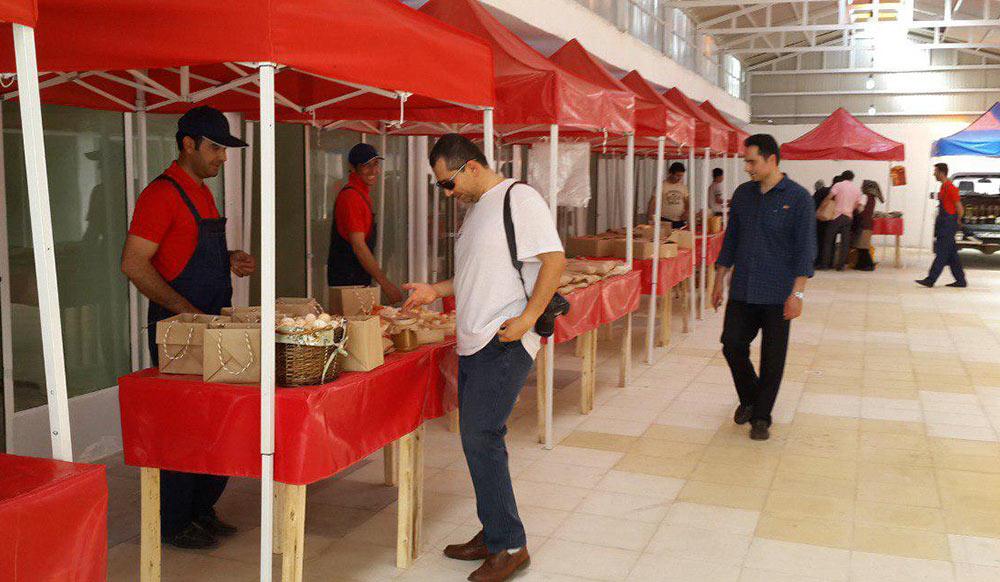 بازار باسلام - basalam - یاسر خسرو - روستای قباق تپه