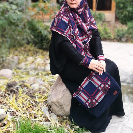 ست روسری و ساق دست- خرید هدیه روز مادر- مجله باسلام