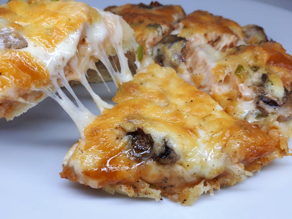 پیتزا خانگی-پیتزا کالباس-مجله باسلام